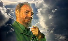 Fidel está muerto....de risa