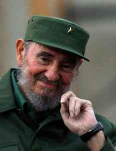 Fidel se rie de sus enemigos, nuevamente