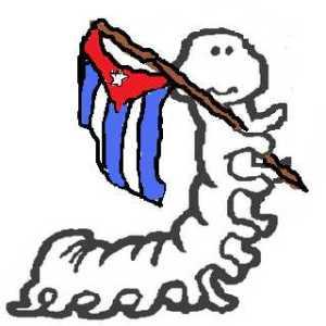 gusano cubano