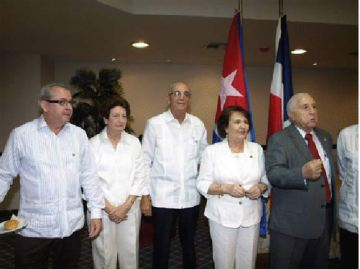 Cecilio Vazquez, Ramon Valdez Mora, Angel Bueno Montero