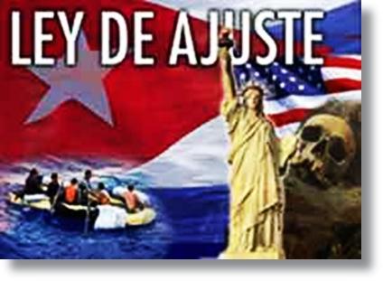 cuba, ley de ajuste cubano