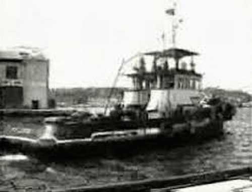 remolcador 13 de Marzo