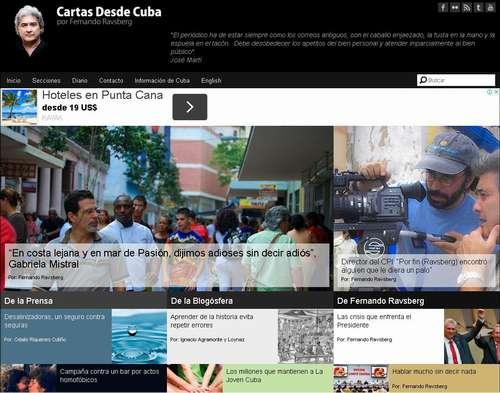 Cartas Desde Cuba por Fernando Ravsberg